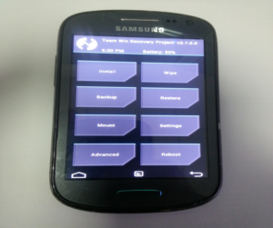 Android Forensics – Bypassing Passcodes by Flashing Recovery
